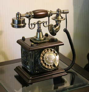 Vintage Antique Telephone Sets