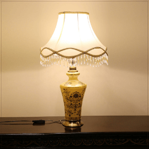 Wellington Golden Crafted lamps